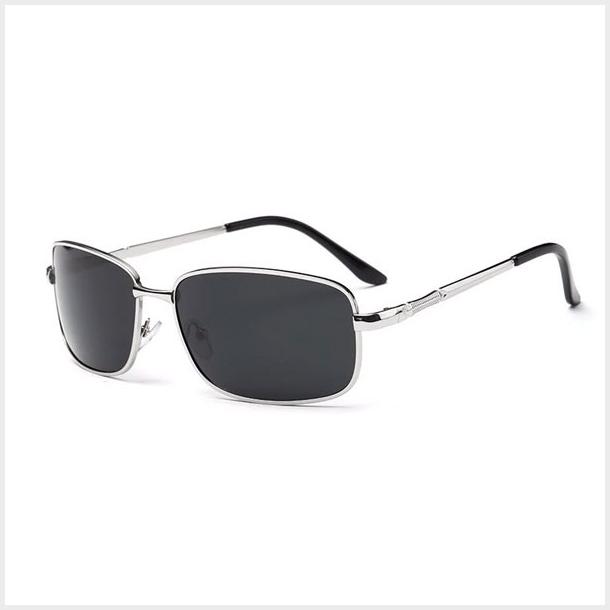 #S70 Lækker Herre solbrille med Polaroid og UV400 filter