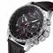 #168 Lækkert stilfuldt armbåndsur med detaljeret skive