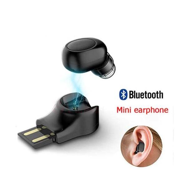 Trådløst Bluetooth headset / In Ear - vægt 3,7 gram