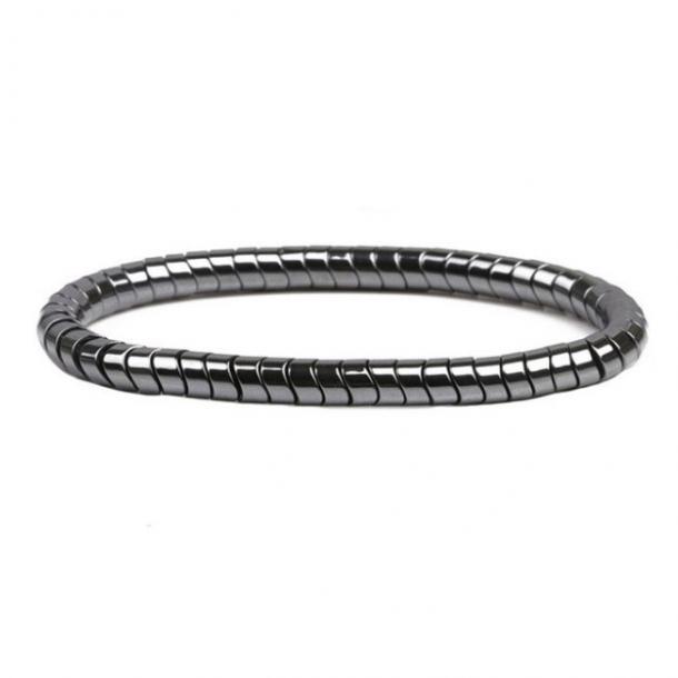 #312 Stilrent magnet herre magnet armbånd - style 1