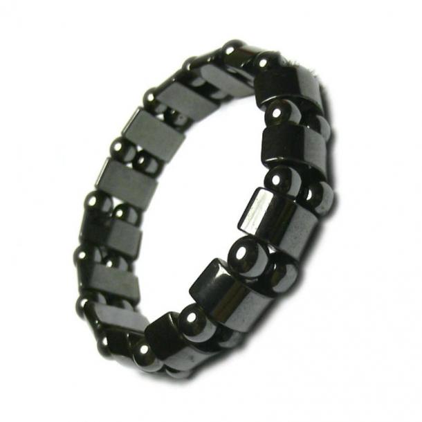 #373 Stilrent magnet herre magnet armbånd - style 3