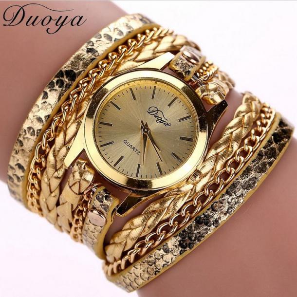#141 Det gyldne armbåndsur