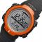 #274 Vandtæt stort sportsur - orange front